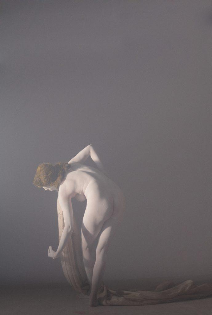 la femme buto a la danse minimal